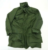 80s C48 GREEN Long SLeeve Insulated Jacket Adult Men's Size (See Measure... - $74.21