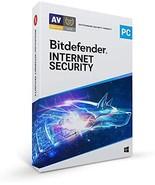 Bitdefender Internet Security 2021 1 Year 3 PCs (Download) - $24.49