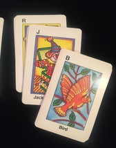 Vintage 80s Creative Child Games card game: ABC FLASHCARDS image 4
