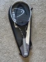 Head Rave liquidmetal tennis racquet Mid Plus L2 grip 4 1/2 - 4 - $94.76