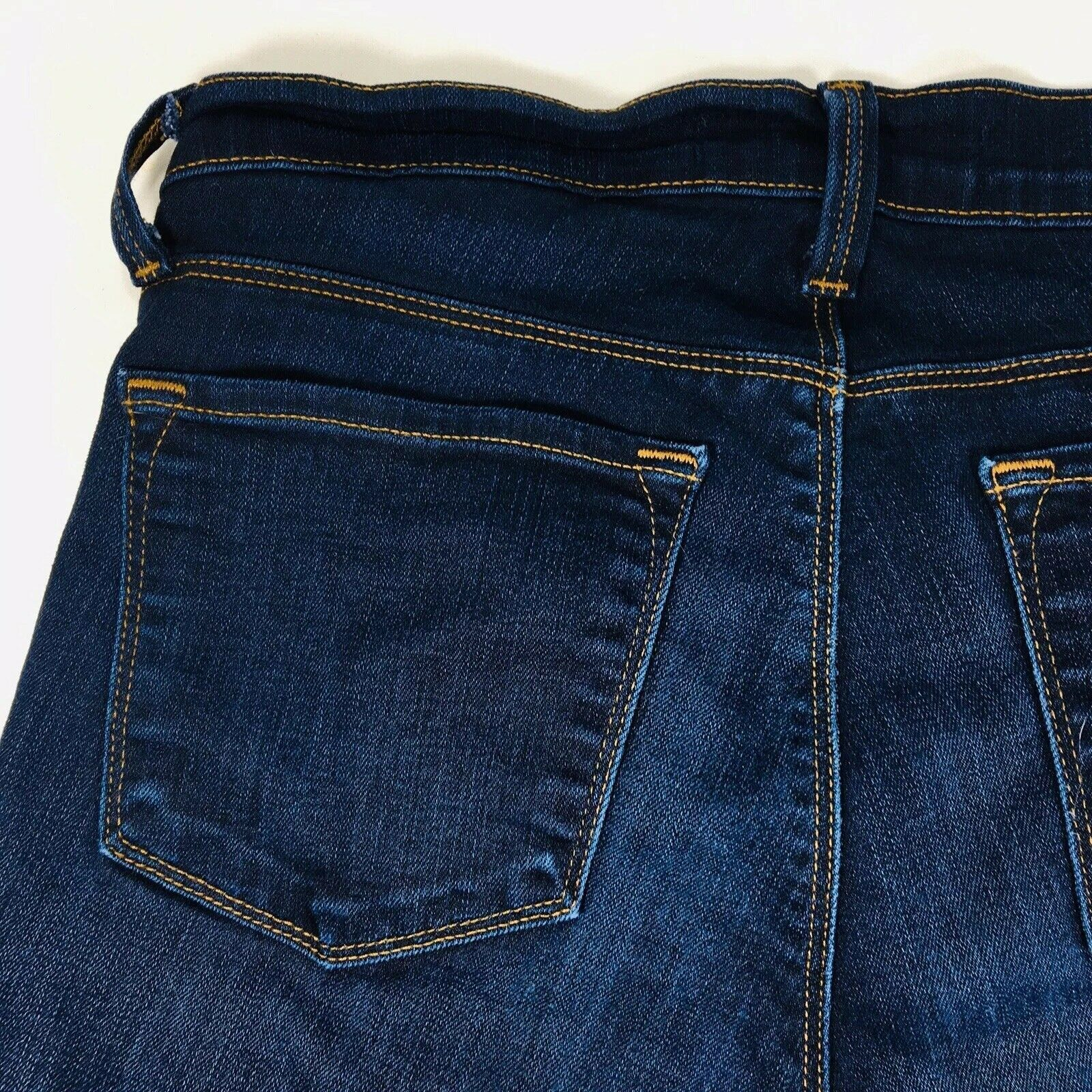 J Brand Womens Cigarette Leg Ignite Slim Straight Leg Cotton Stretch Size 28x31 image 5