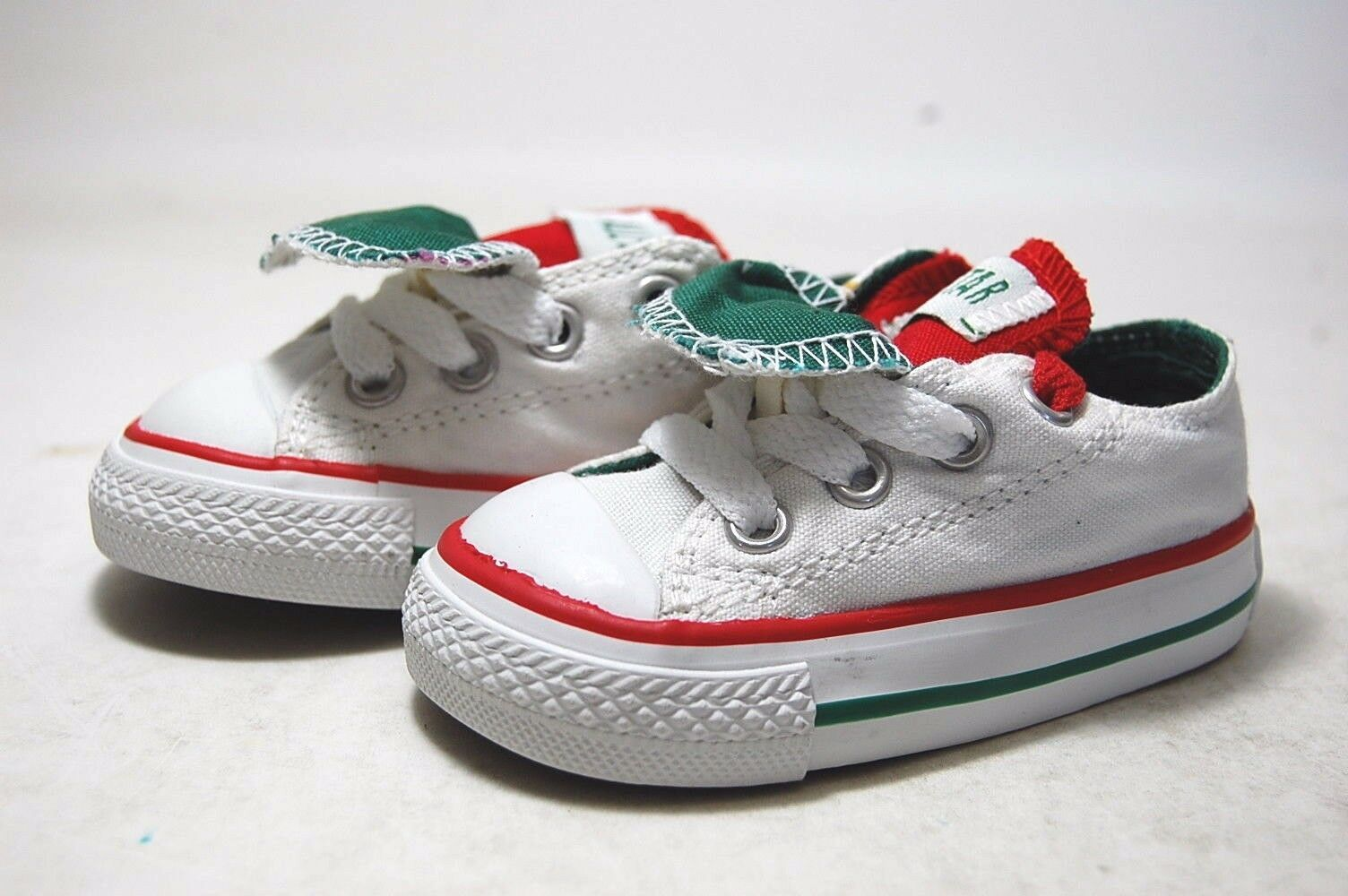 Converse All Star Chuck HI Double Thong 705655 Baby Toddler Shoes
