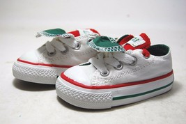 Converse All Star Chuck HI Double Thong 705655 Baby Toddler Shoes - $29.95