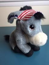 24K Polar Puff Davey the Donkey Plush Animal Toy Unique Vintage 1996 - $34.65