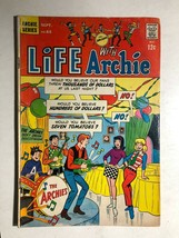 LIFE WITH ARCHIE #65 (1967) Archie Comics VG - $9.89