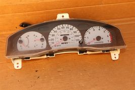 96-99 Toyota Tercel Paseo Corsa Speedometer Gauges Instrument Cluster w/ Tach image 3
