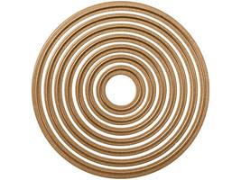 Spellbinders Nestabilities Large Standard Circles Dies #S4-114 image 1