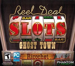 Phantom EFX Reel Deal Slots: Ghost Town - $22.96