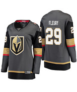 Women's Vegas Golden Knights #29 Marc-Andre Fleury  Jersey Grey Stitched NHL - $54.99