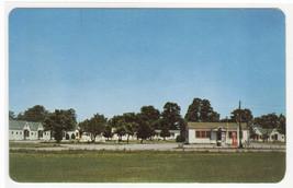 Stone's Tourist Court Motel Henderson Kentucky postcard - $5.94