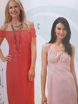 Burda Sewing Pattern 6686 Misses Dress Size 8-20 New - $13.43