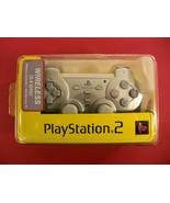 Silver Wireless Katana Sony PlayStation 2 PS2 Controller ~ Brand New in ... - $148.08
