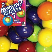 """Mystery Centers 1"""" Jawbreakers 6 LBs Candy Centers - $39.99"""