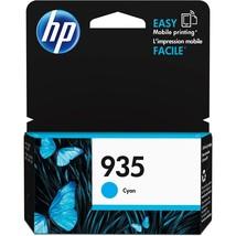 HP 935 Original Ink Cartridge - Inkjet - 400 Pages - Cyan - 1 Each - $35.23
