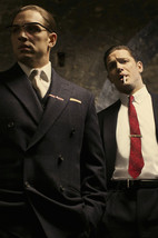Tom Hardy in Legend as Ronnie and Reggie Kray London cult gangsters 18x24 Poster - $23.99