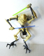 Star Wars Action Figure Droid Keychain Keyring 2008 LFL Toys NON-POSEABLE - $18.76