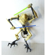 Star Wars Action Figure Droid Keychain Keyring 2008 LFL Toys NON-POSEABLE - £13.56 GBP