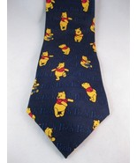 DISNEY WINNIE THE POOH Men's Neck Tie Honey Pot... - $4.00
