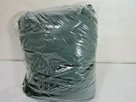"THRESHOLD Oversized Primalush 50"" x 70"" Teal Green Throw Blanket T4102359 - $18.80"