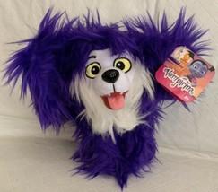 "Disney Junior Vampirina Wolfie The Dog Purple Plush Stuffed Animal 6"" NWT - $14.84"