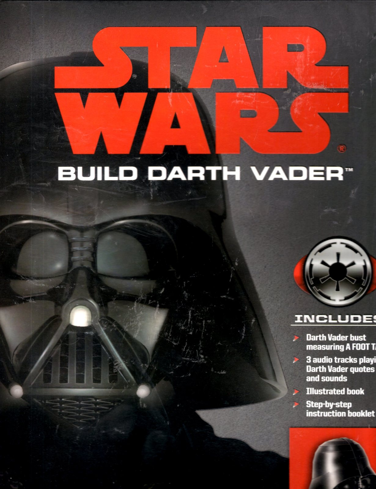 Star Wars - Build Darth Vader