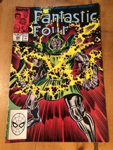 Marvel Comics - Fantastic Four #330 (Sept 1989) Fn+ - Dr Doom - $1.99