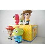 Awesome Disney x 7-11 Toy Story Land Figures Buddies doll Set (5pcs all) - $12.51