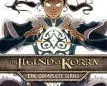 The Legend of Korra: The Complete Series (DVD, 2016, 8-Disc Set)