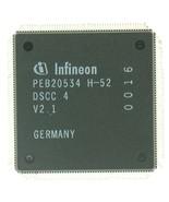 INFINEON PEB20534 H-52 DSCC 4 V2.1 - $48.51