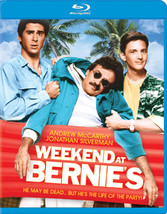 Weekend At Bernies (Blu-Ray/Ws-1.85/Eng Sdh-Sp-Fr Sub)