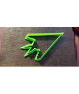 3D Printed Cookie Cutter Inspired by USAF F-117 Nighthawk - $8.91