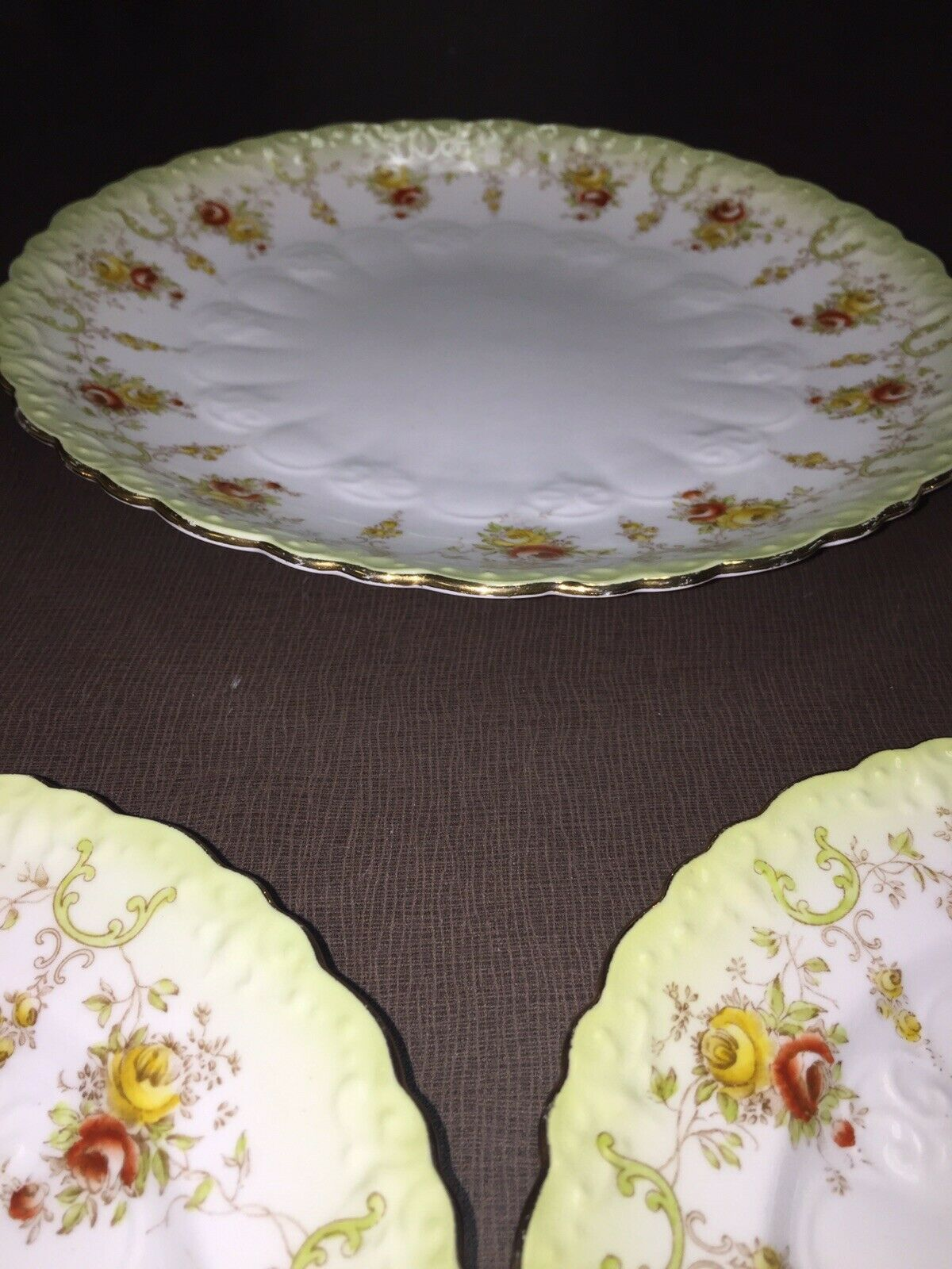 5 Pieces Of Aynsley England China