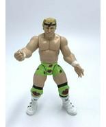WWE WWF BA Billy Gunn Action Figure Green Lips Trunks 1998 Jakks Pacific... - $8.99