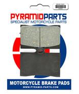 Front Brake Pads for Beta 350 4.0 Motard 2004 - $16.03