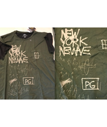 JEAN-MICHEL BASQUIAT NEW YORK NEW WAVE Uniqlo T-Shirt Limited Ed MEDIUM ... - $48.20