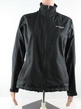 Columbia titanium womens jacket sportswear interchange black polyester s... - $36.97