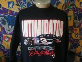 Vintage 90's Dale Earnhardt Winston Cup Nascar Racing Crewneck Sweatshir... - $44.54