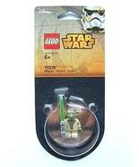 LEGO Star Wars Yoda Magnet 853476 - $3.93