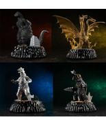 Godzilla HG D+ Mini Figure Collection 05 Set of 4 Mechagodzilla Ghidorah... - $59.90