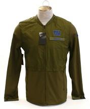 Nike Green NFL New York Giants Salute To Service Hybrid Jacket Men's NWT - $97.49