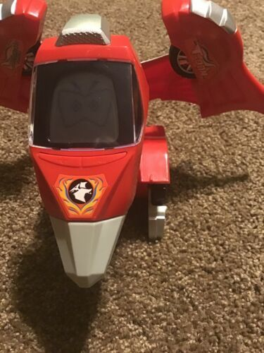 RARE VTech SWITCH N GO Dinos T-Don the Pteranodon Transforming Car Dinosaur