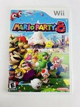 Mario Party 8 (Nintendo Wii, 2007) - Complete in Case w/ Manual - Tested... - $34.64