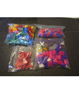 Lot of Random Game Pieces Clue Game Movers Lemonade Stands Houses Hotels... - $2.93
