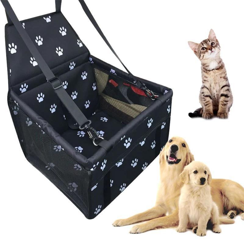 Primary image for Waterproof Dog and Cat Carrier Car Seat, great for long journeys, ajustable