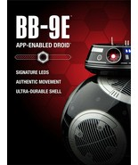 Star Wars Robot BB-9E Enabled Droid Trainer Of Sphero Directed Per Smarp... - $467.72