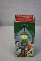 Avon (Empty) Coleman Lantern Wild Country Cologne Bottle in Box - $23.18