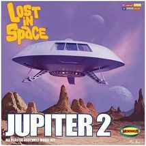 Moebius Lost in Space Jupiter 2 -1/35 Scale  - $250.00