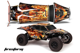 Amr Rc Graphic Decal Sticker Kit Traxxas Jconcepts Short Course Bajr - Firestorm - $29.65