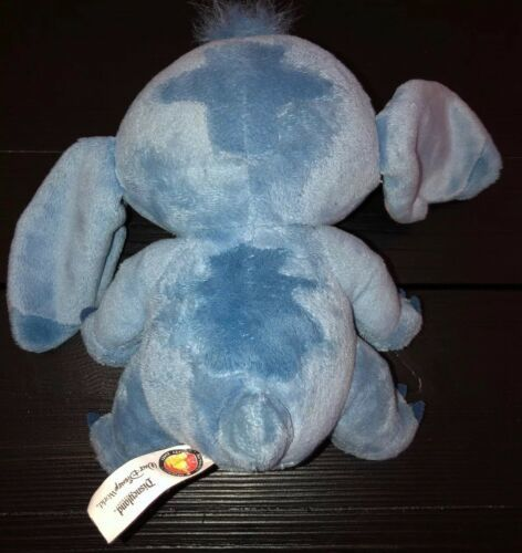 "Plush Stitch Stuffed Animal Walt Disney World Disneyland Souvenir Toy 8"" WDW"