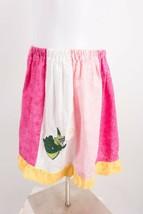 Custom Disney Sleeping Beauty Fairies Girls Skirt Applique sz 4-5-6 Pink... - £30.27 GBP